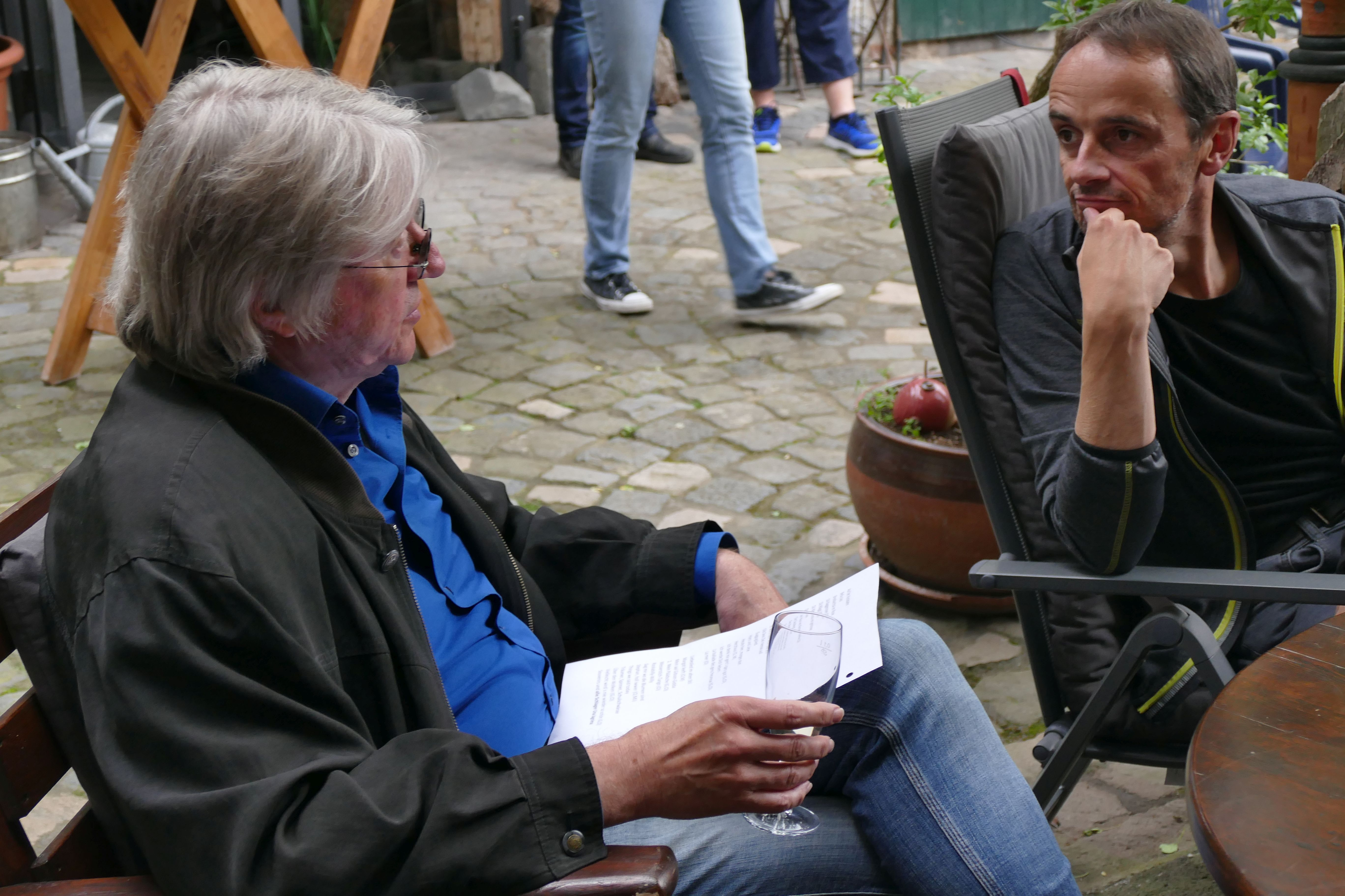 Manfred Pohlmann, Stefan Gemmel
