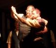 Horst und Christoph beim Tango