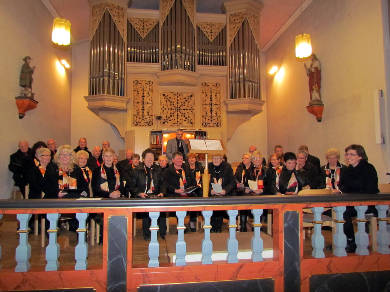 2013-12-15 Kirchenchor